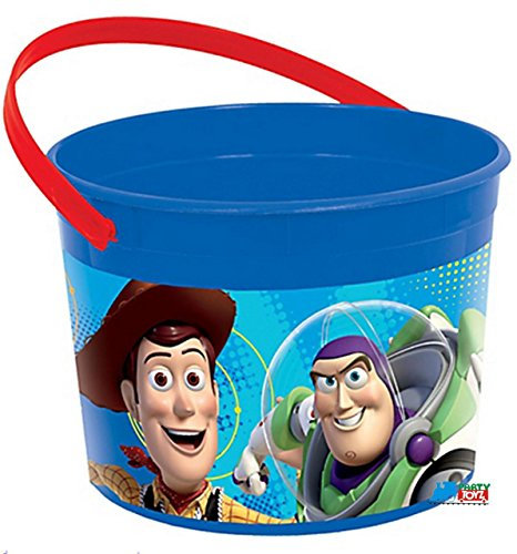 Toy Story Bucket (Toy Story Favor Buckets (Pack of 12))