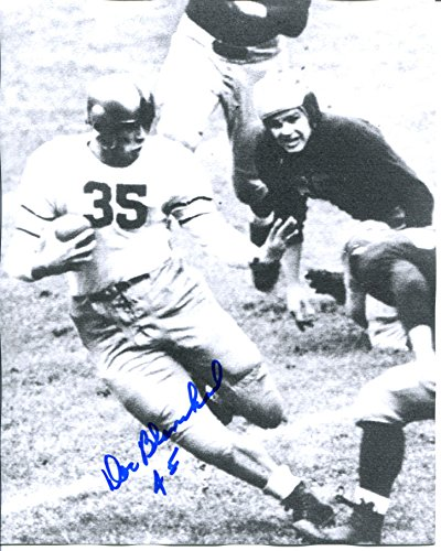 Doc Blanchard Signed Photo 8x10 Autographed Army Heisman 18096 -