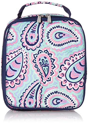 (Wholesale Boutique Insulated Lunch Box, Summer Sorbet)