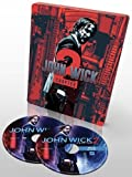 John Wick: Chapter 2 Limited Edition Steelbook (Blu-Ray+DVD+Digital HD)