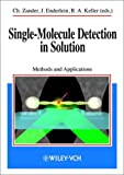 img - for Single-Molecule Detection in Solution Methods and Applications book / textbook / text book
