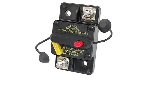 Blue Sea Systems 7185 Thermal Circuit Breaker 285 Series 70 Amp