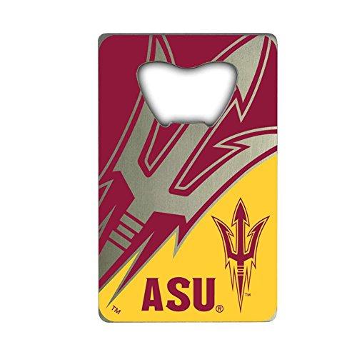 NCAA Arizona State Sun Devils Credit Card Style Bottle ()