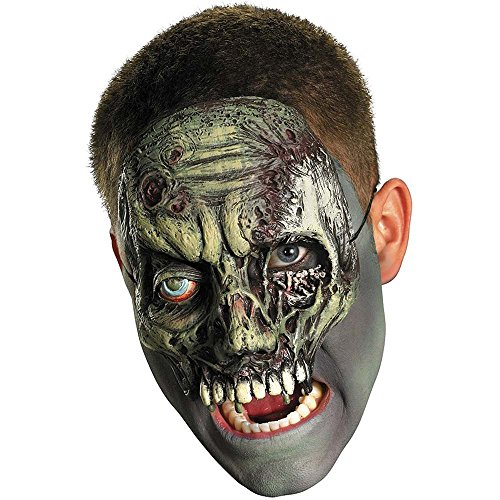 Disguise Womens Chinless Walking Zombie