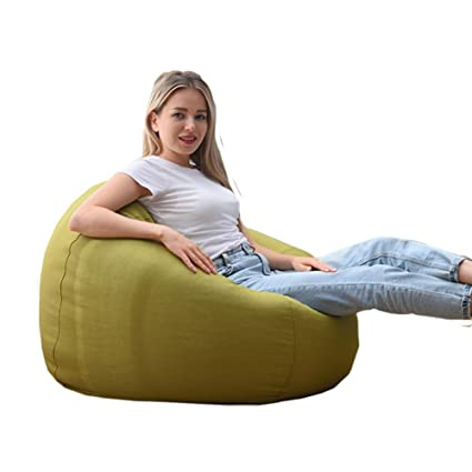 Brilliant Amazon Com Lazy Couch Lazy Bean Bag Sofa Floor Gaming Sofa Creativecarmelina Interior Chair Design Creativecarmelinacom