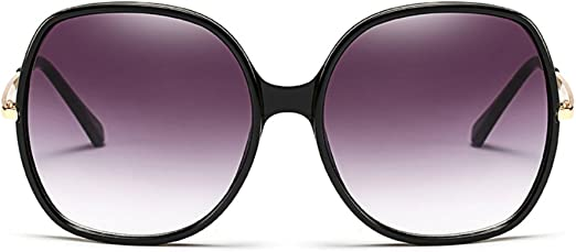 NWT Women Oversized Sunglasses Touche Fashion Classic Retro Vintage Square Frame
