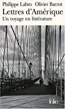 Lettres d'Amérique : Un voyage en littérature par Labro