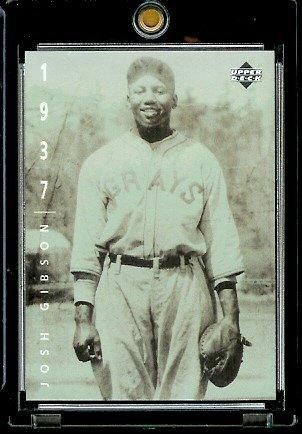 1994 Upper Deck The American Epic Baseball Card #44 Josh Gibson ()