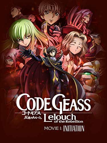 CODE GEASS Lelouch of the Rebellion I -Initiation-