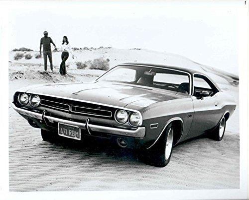 1971 Dodge Challenger Hardtop Factory Photo