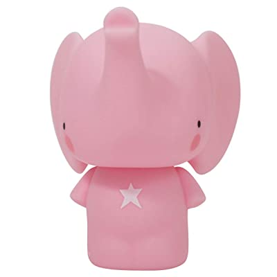 A little lovely Company - Hucha: Elefante Rosa - ALLC-MBELPI04: Juguetes y juegos