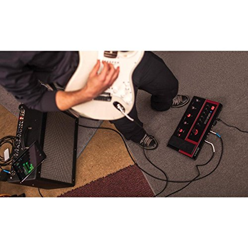 Line 6 99-060-1905 AMPLIFi FX100 Multi Effects Pedal with Automatic Tone Matching,Black