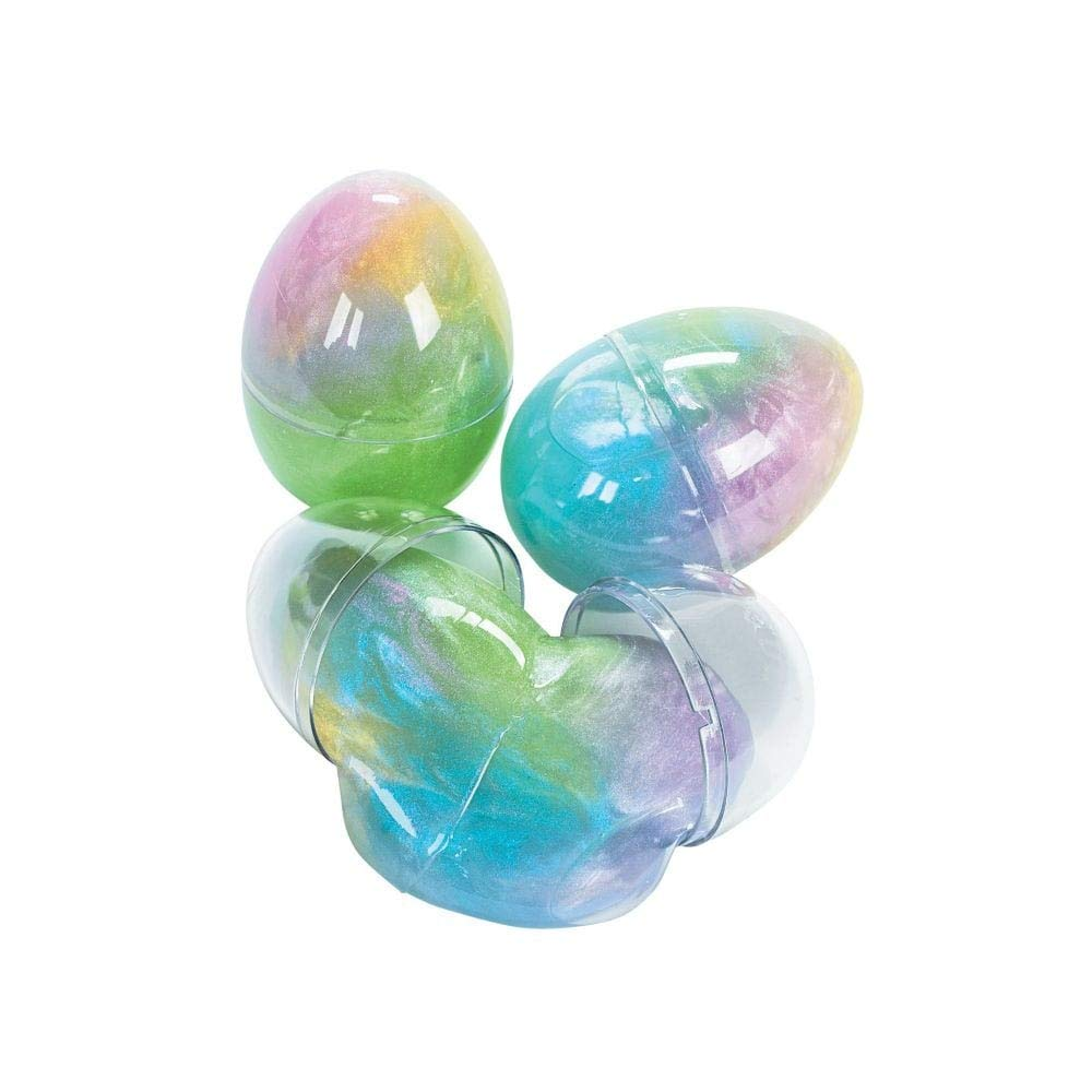 1 dz Iridescent Glitter Putty Eggs by Fun Express SG/_B003XHRJOM/_US