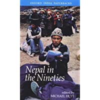 Nepal in the Nineties.: Versions of the Past, Visions of the Future. (SOAS Studies on South Asia)