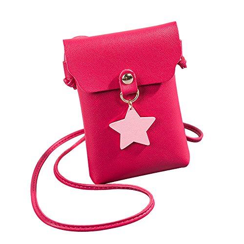 Shopper Mujer mochila Shoppers totes y bolsos Bolsos Tote Bolso Bandolera bandolera ocio Bolsa Bolsos de de Rojo Bolsos para de Lona mujer hombro 5ATZqYwx