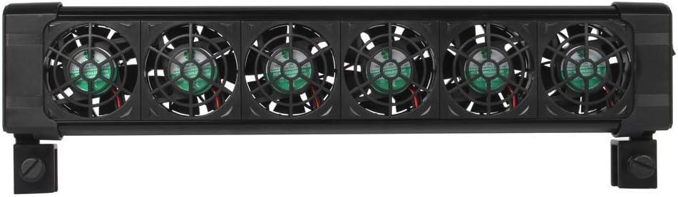 Boyu Ventilador 6 41X48X12Cm 0.72A Fs-606