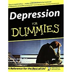 Learn more about the book, Depression For Dummies: A Reference For The Rest Of Us