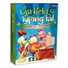 Garfield's Typing Pal 7years and up