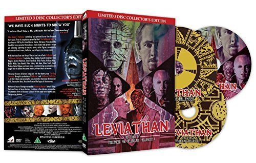 Leviathan: The Story of Hellraiser and Hellbound: Hellraiser II (Hellbound Hellraiser Ii compare prices)