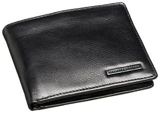 Geoffrey Beene Men's Leather Passcase Billfold Wallet,Black, (B001D07XQA) | Amazon price tracker / tracking, Amazon price history charts, Amazon price watches, Amazon price drop alerts