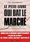 Petit Livre Qui Bat le March� (le)