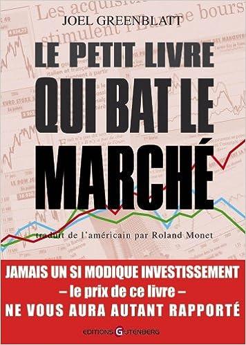 Téléchargez des livres en ligne gratuits Le Petit Livre qui bat le marché 2352360056 en français PDF DJVU FB2