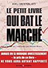 Le Petit Livre qui bat le marché par Greenblatt