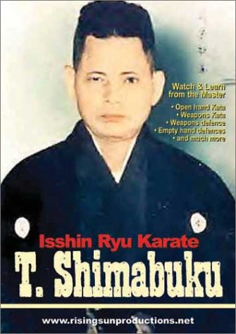 Isshin Ryu Karate's Tatsuo Shimabuku - d