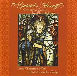 Gabriel's Message: Christmas Carols for Flute & Harp