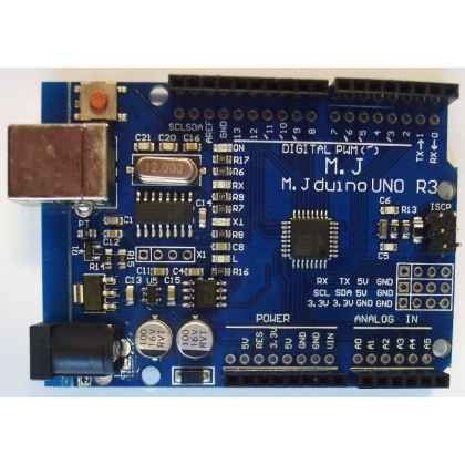 Arduino Circuito R3 Compatible - ATMEGA328