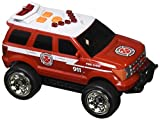 : Sunny Days Entertainment Maxx Action Light & Sound Emergency Rescue Vehicle - SUV, Helicopter, Ambulance (Color and Style May Vary)