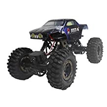 Redcat Racing Everest-16 Electric Rock Crawler with 2.4Ghz Radio Control (1/16 Scale), Blue