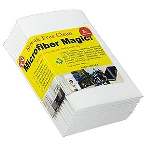 Streak Free Microfiber Cloth Clean