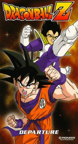 Dragon Ball Z Vol 9:Departure [VHS]