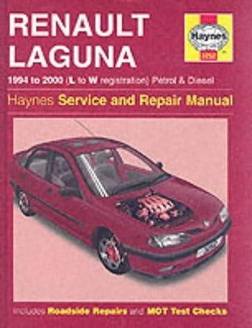 renault laguna petrol diesel 94 00 haynes repair manual rh amazon co uk renault laguna 2 workshop manual pdf renault laguna 2 repair manual