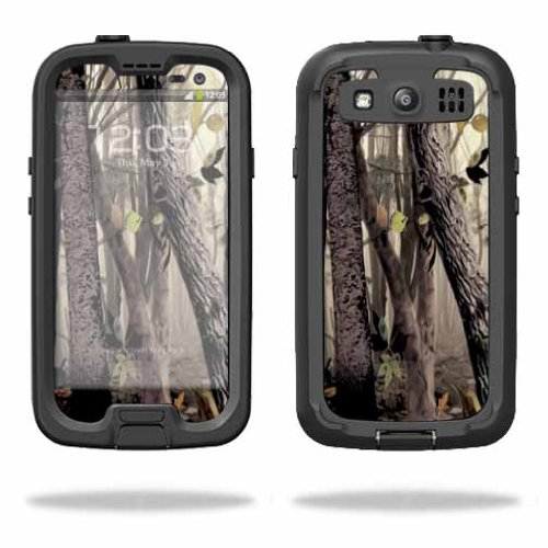 Skin Decal Wrap for LifeProof Samsung Galaxy S III S3 Case fre Tree Camo (Galaxy S3 Skins)