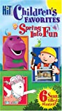 Childrens Favorites:Spring Into Fun [VHS]