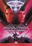 Star Trek 5 [Reino Unido] [DVD]