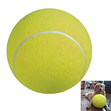 LIOOBO Pelota de Tenis Gigante de 9.5 Pulgadas para Grandes ...