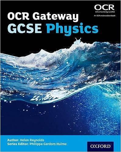 Book OCR Gateway GCSE Physics Student Book by Helen Reynolds (2016-06-09)