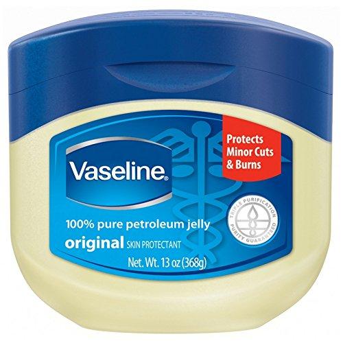 Vaseline 100% Pure Petroleum Jelly, 6 Count