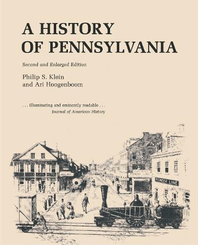 History Of Pennsylvania