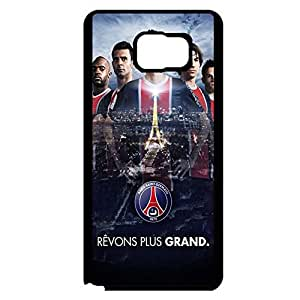 Crazy Distinctive PSG Phone Case Cover For Samsung Galaxy Note 5