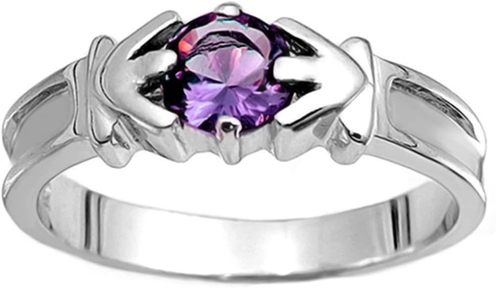 Fabulous Price Great for Children Teens or Small Adults Silver SAMPLE SALE Small finger size rings