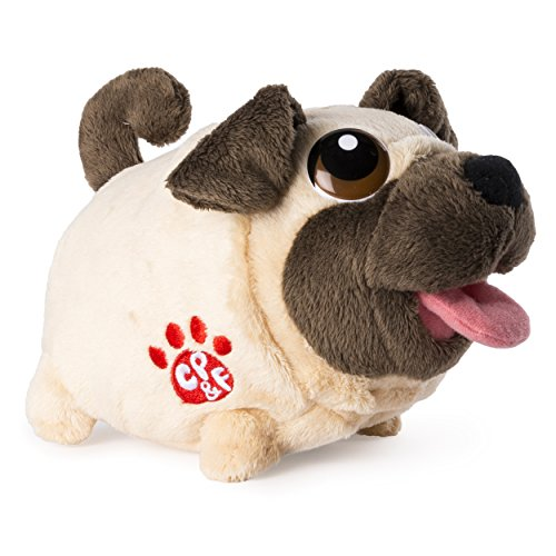 Chubby Puppies & Friends - Bumbling Puppies Plush - Pug