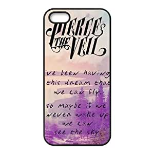 PTV Hard Rubber Phone Cover Case for iPhone ipod touch4 Cases