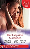 Surrendering All But Her Heart by Melanie Milburne front cover