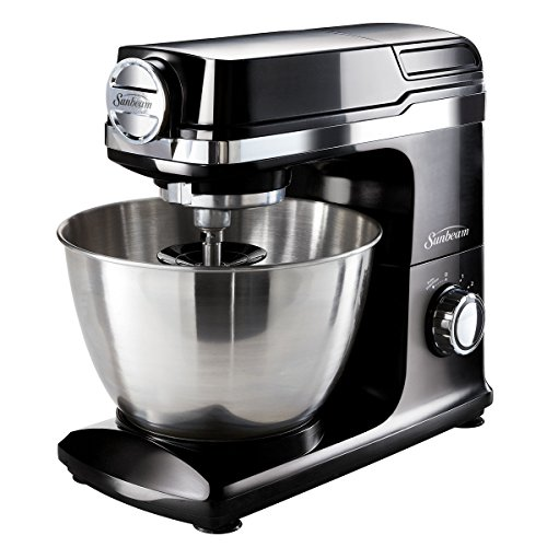 Sunbeam 6-Speed Planetary Series Stand Mixer with Power Hub Attachment Capability, FPSBSM3481-033