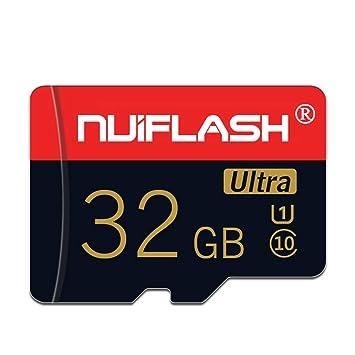JYL Transmisión rápida Tarjeta de Memoria Tarjeta Micro SD 32 GB ...