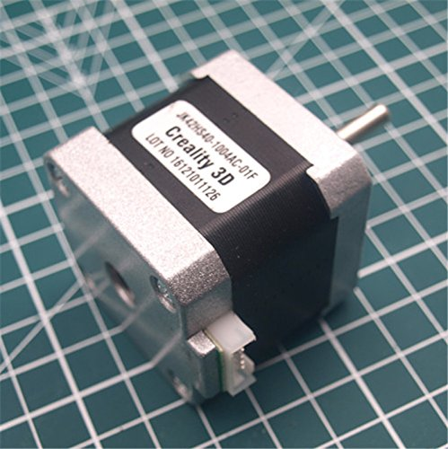 WillBest 1pcs extruder NEMA17 Stepper Motor for Creality CR-10/CR-10S 3D Printer X/Y Axis by WillBest
